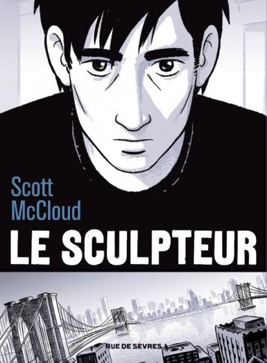 Couverture de la BD «Le sculpteur»