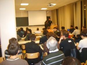 salle de conférence mini-DebConf Paris 2010